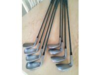 Ladies Wilson golf clubs £25