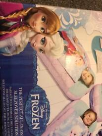Frozen all in one bed