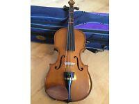 Stentor Student 1 Violin 1/16 1/8 1/2