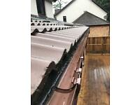 Gutter Cleaning & External Cleaning