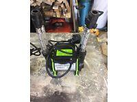 Salamander shower pump CT75+XTRA Model 6542MVC-AO1X