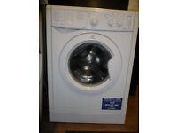 Indesit Washing Machine - 6 kg - 1400 spin - refurbished