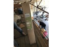 Wix Almond Oak Flooring thick unopened