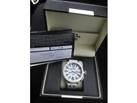 Tw steel 50mm pearl watch