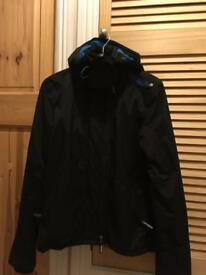 Ladies superdry windcheater medium