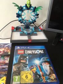 PS4 lego dimension