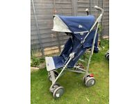 *reduced* Maclaren techno XT stroller/pushchair