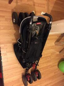Maclaren Techno XT buggy stroller pram push chair