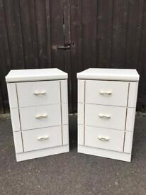 Bedside Tables ( Can Deliver )