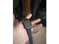 Smart watch and fitness tracker