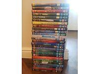 Disney Dvds. £3 each.