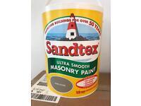 Sandtex Dark Stone Masonry Paint Exterior