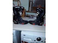 Sidi motorbike boots good condition size9