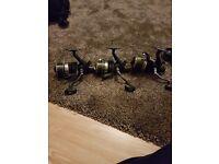 Mitchell avocast 7500 baitrunner reels