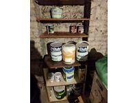 Selection of free paints