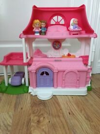 Fisher Price Little People Happy Sound House