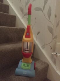 Toy hoover