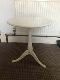 Side table + free delivery