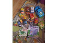 boys bundle of toys