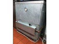 USED Indian Tandoori Oven, gas clay oven.