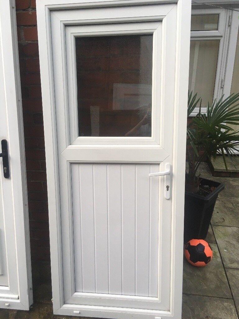Upvc Stable Back Door In Oldham Manchester Gumtree
