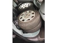 Peugeot 206 Wheels