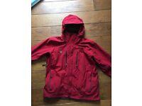 Mountain Hardwear Gore-Tex ski jacket
