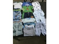 Bundle of boys clothing- good condition