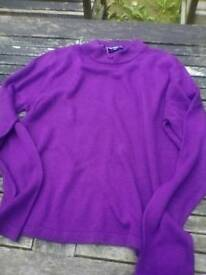 Store 21 size 16 acrylic jumper