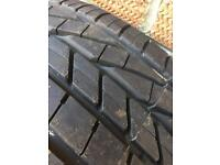 Goodyear excellence 16 inch tyre