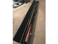 Snooker Cue - John Higgins Signed edition - perfect condition