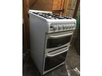 Connon 50cm double cavity gas cooker £99 free delivery