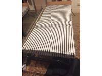 Argos folding guest bed
