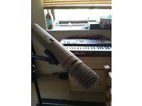 AKG C1000s Condenser Microphone + Extras!