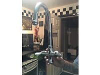 Chambley chrome tap