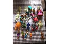 Scooby doo figures