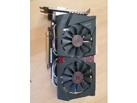 ASUS Nvidia Strix GeForce GTX 960 4GB