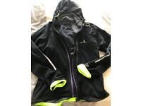 Ron Hill Ladies Waterproof Running Jacket size 10 (Vizion Storm)