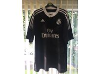 Ronaldo Real Madrid football shirt