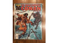 (BRONZE AGE) Savage Sword of Conan Issue 104