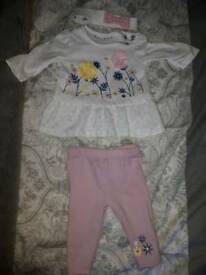 Baby girl outfit age 0/3