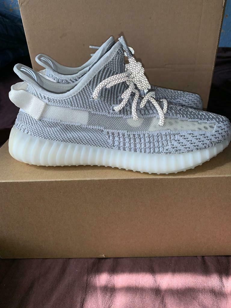 pretty nice 2dd1f 2e2a1 New Exclusive Adidas Yeezy Boost 350 V2 Static UK 8.5 £300 | in Hackney,  London | Gumtree