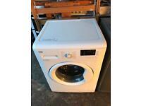 Fantastic beko 8kg 1400 spin washing machine 3 months guarantee can deliver