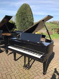 Sohmer 6ft grand piano black case |free delivery|Belfast Pianos |