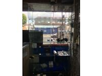 GLASS SHOWCASE / PERFECT DISPLAY / NEW PRICE £799 / LIKE NEW CONDITION / CHEAPP