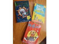 3 childrens books in great condition. 3 for £10 or £4 each