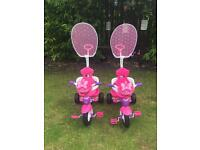 Minnie Mouse girls trike x 1 £25.00