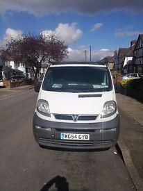 Vauxhall vivaro spare or repairs