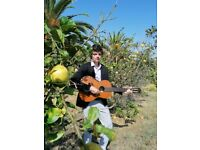Guitar, Singing and Music Theory Teacher