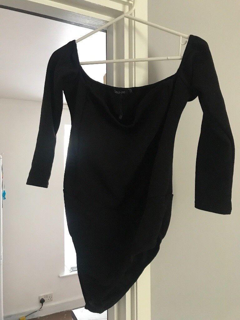 Off the shoulder bodysuit